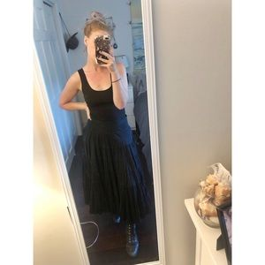 Witchy Maxi Skirt 🖤